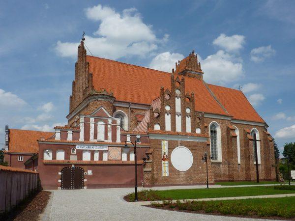 Pielgrzymka Dzieci i Młodzieży do Przasnysza i Rostkowa